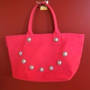 MARC BY MARC JACOBS PINK TOTE